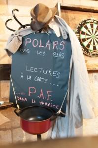 Polar à Tours, mai 2014.