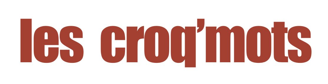Les Croq'mots Logo